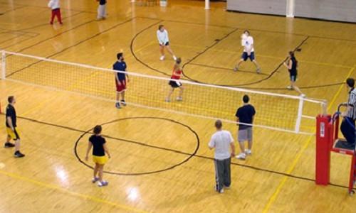 volley presence