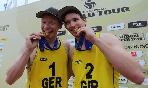 A stunning German win opens up the beach season