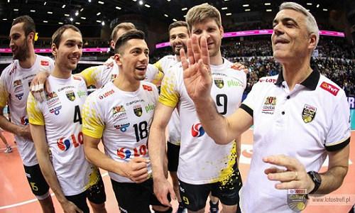 Historic success for Lotos Trefl Gdansk – Skra Belchatow swept aside of the Plus Liga final
