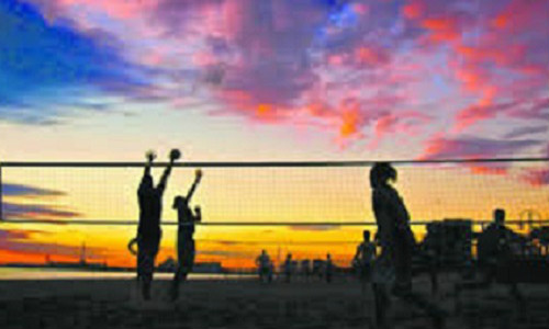100 Things Every Volleyball Player Should Know