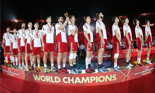 Poland without Wlazly and some other veterans in 2015-  team's roster revealed