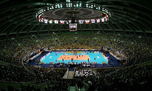 Let the 2015  FIVB Volleyball World League Begin!