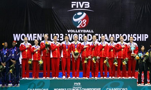 Does volleyball need more or less international competitions?
