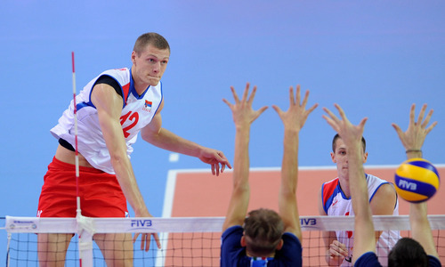 Talents: Drazen Luburic