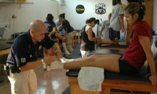 How Massage Can Help Players After a Volleyball Game