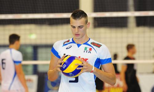 Talents: Simone Giannelli