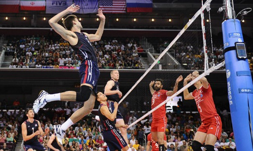2015 FIVB World League  till now:  Big Stars –No …Big Show – Yes