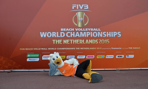 All you need to know about the 2015 Beach Volleyball World Championship
