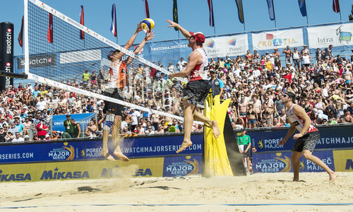 The World champions back on track with a win in Porec