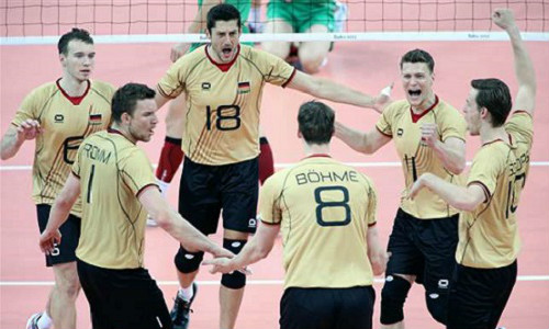 Germany show nerves of steel to claim first, historic European Games gold
