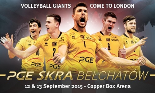 Top European Volleyball Comes to London!