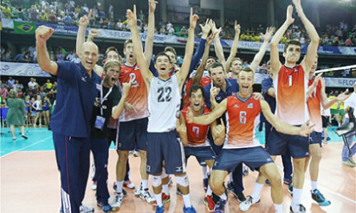 FIVB  World League 2015…The Moment of the Truth!