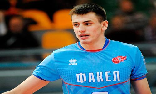 Talents: Ilya Vlasov