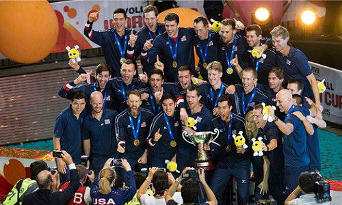 USA wrap up historic World Cup as Italy join them on road to Rio, Matt Anderson – MVP
