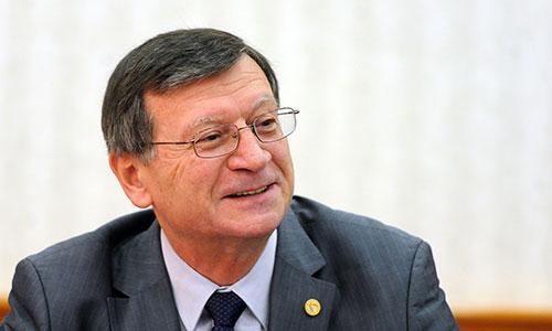 Aleksandar Boricic – the next CEV President