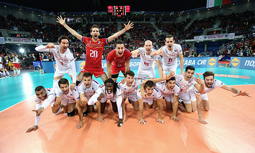 Team Yavbou strikes again! World League, European title…what's next?