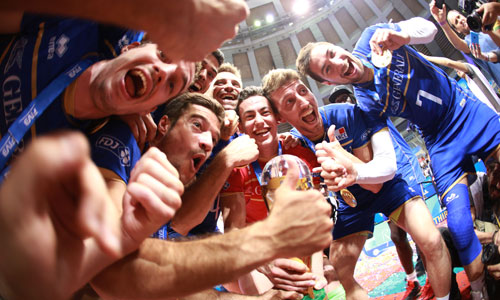 INFOGRAPHIC: New FIVB Ranking 2015
