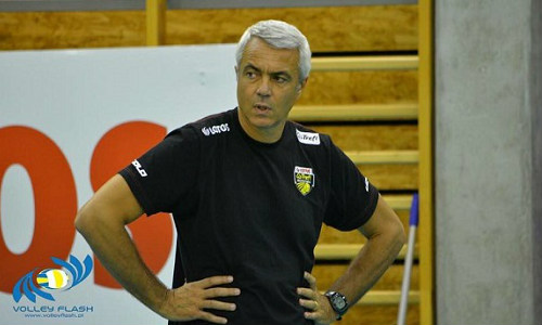 Andrea Anastasi furious about the new system of PlusLiga