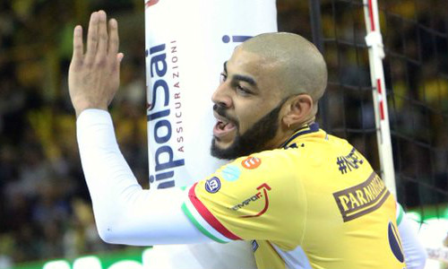 Earvin Ngapeth guilty of hitting three people