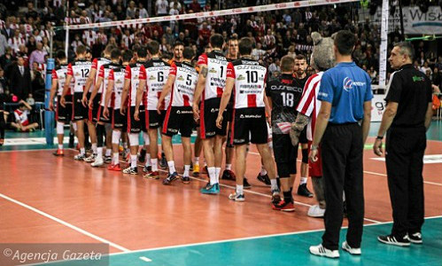 First defeat for  Asseco Resovia Rzeszow  in Plus Liga