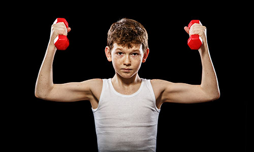 Weight Training: Good and Save for Children?