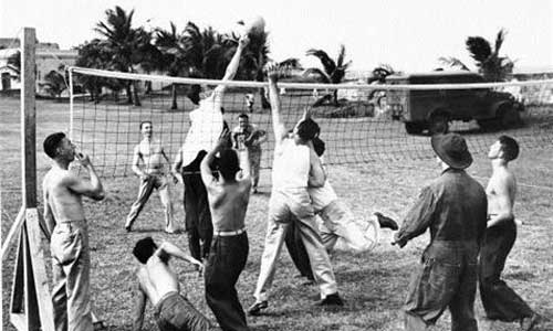 Volleyball: The History of a Sports Phenomenon
