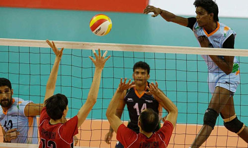 New Indian Volleyball League Illegal by Federation