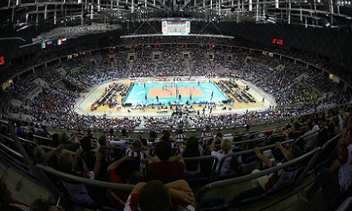 The Blog of The Volleyball Lover: Champions League Emotions