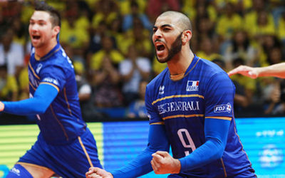 Earvin Ngapeth's Scandals