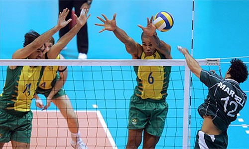 Fitness: A Prevention for Volleyball Injuries