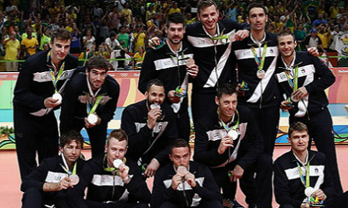 The Blog of the Volleyball Lover:La medaglia più bella – the most wonderful medal