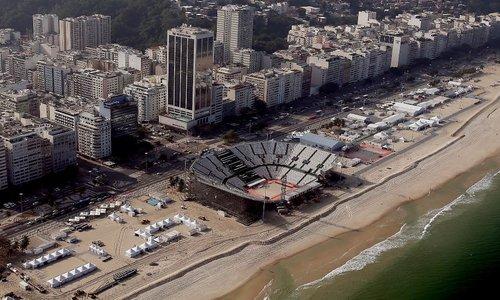 Beach news: Rio calling
