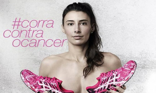 The Blog of the Volleyball Lover: All together against cancer