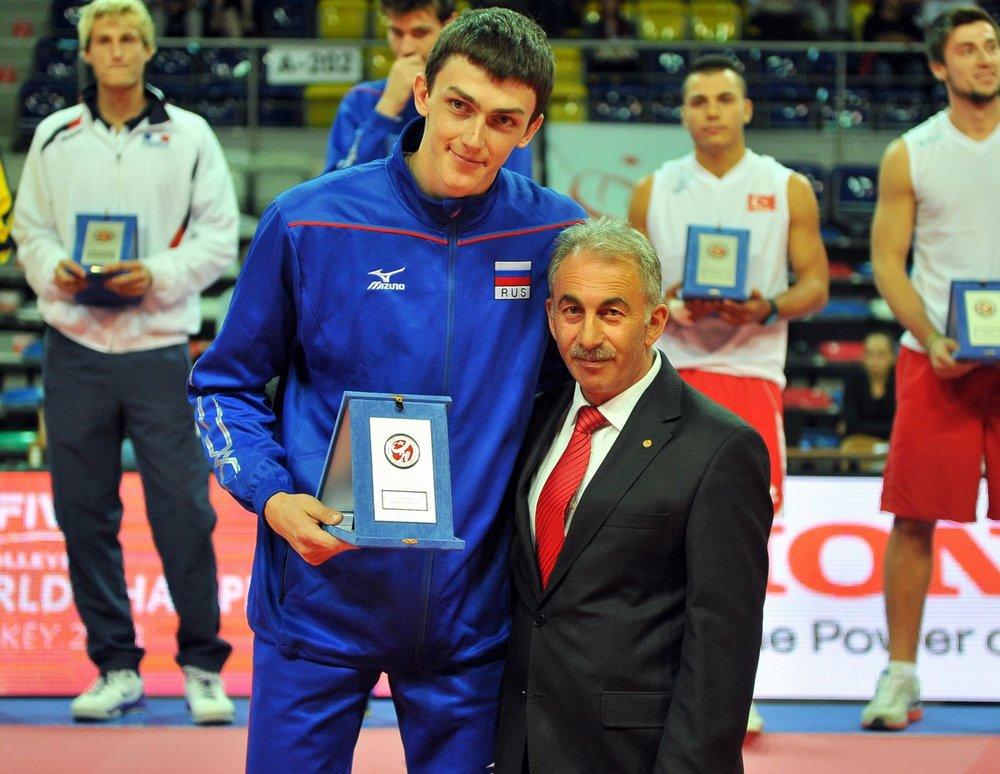 Talents: Ilyas Kurkaev