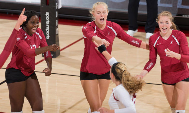 Pac-12 Conference Announces Volleyball Award Winners