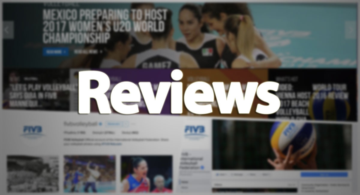 Volleyball Websites Reviews