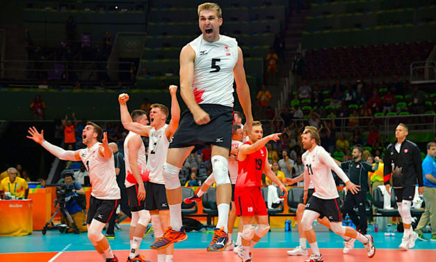 Volleyball – The Increasingly Popular Sporting Choice