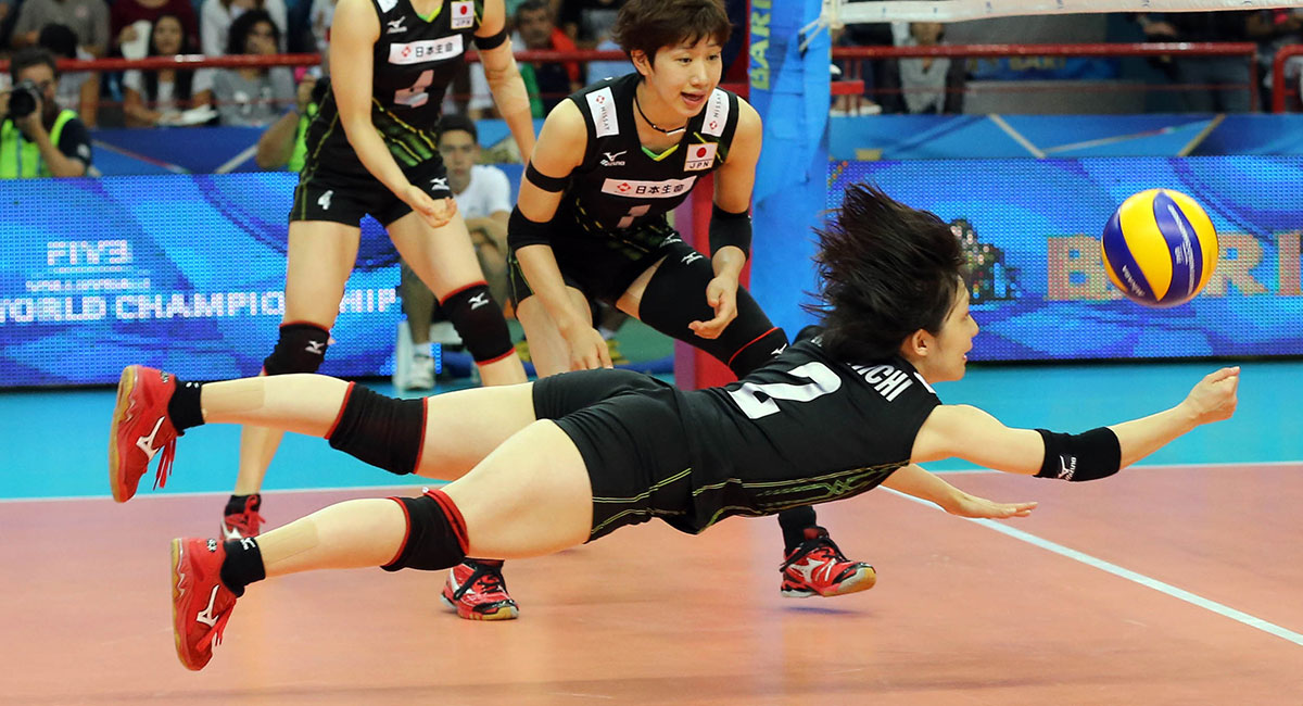 Key Pointers About Your Safety While Playing Volleyball