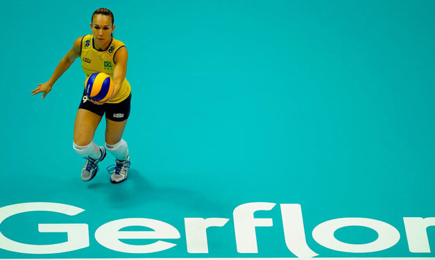 Gerflor and FIVB Extend Partnership