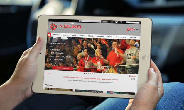 Noliko Maaseik Website Review