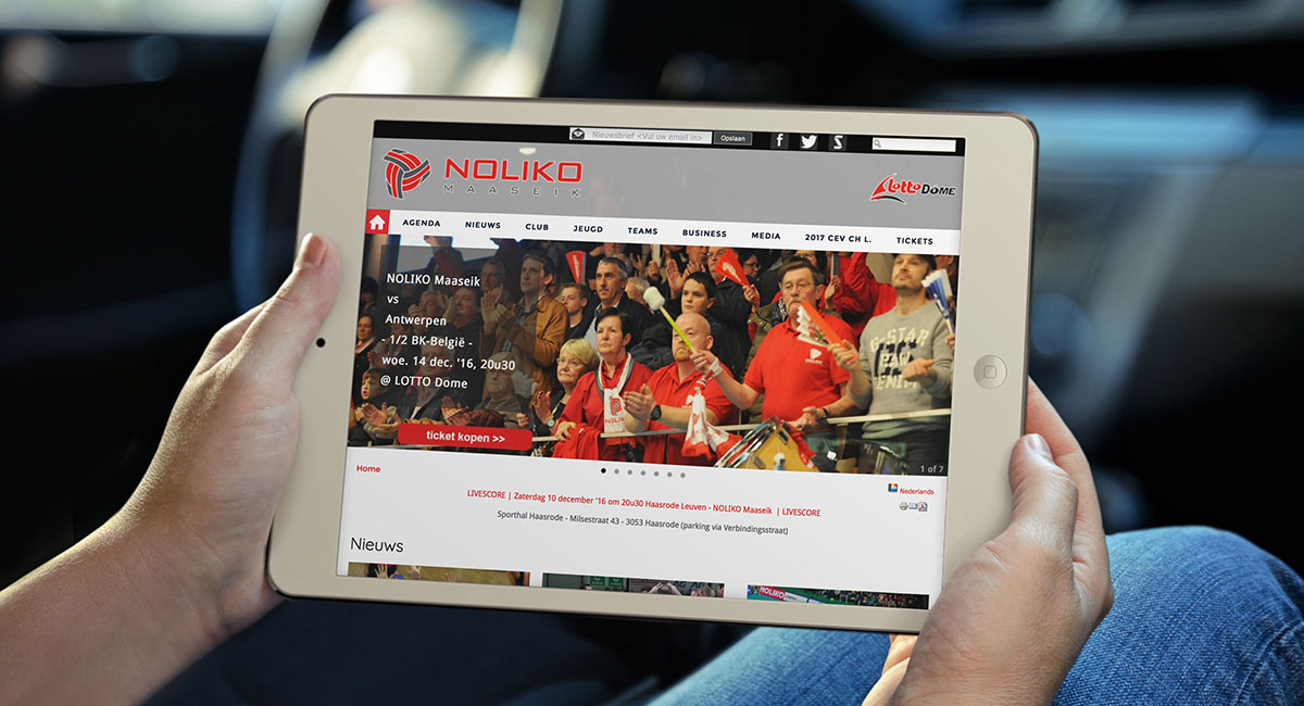 Noliko Maaseik Website Review