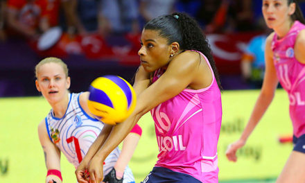 Is Volleyball Betting on the Rise?