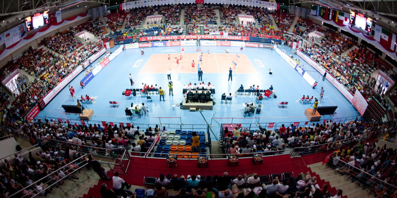 The Blog of the Volleyball Lover: My wish list for 2017