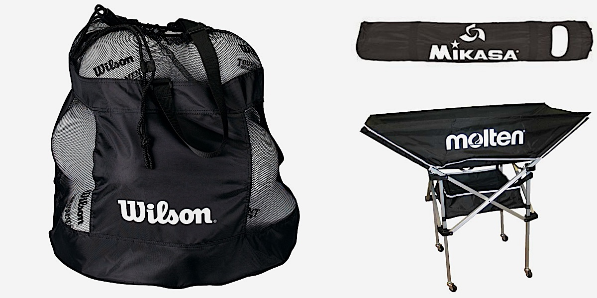 volleyball bags types