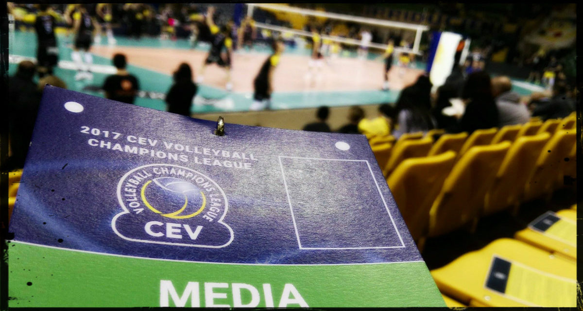 The Blog of The Volleyball Lover: a quick reminder about who you are