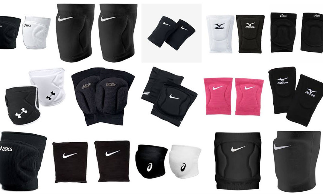 Tips on Choosing Knee Pads for Volleyball