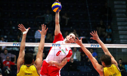 How Professional Volleyball Players Improve Their Hitting