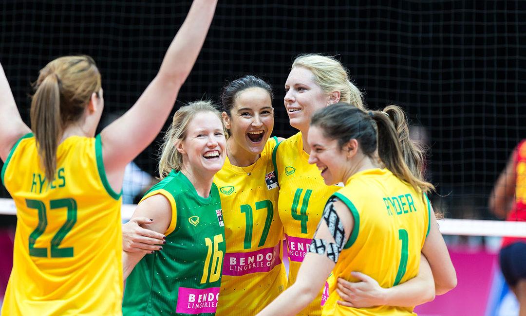 Canberra Will Host Women's Group 3 World Grand Prix Finals