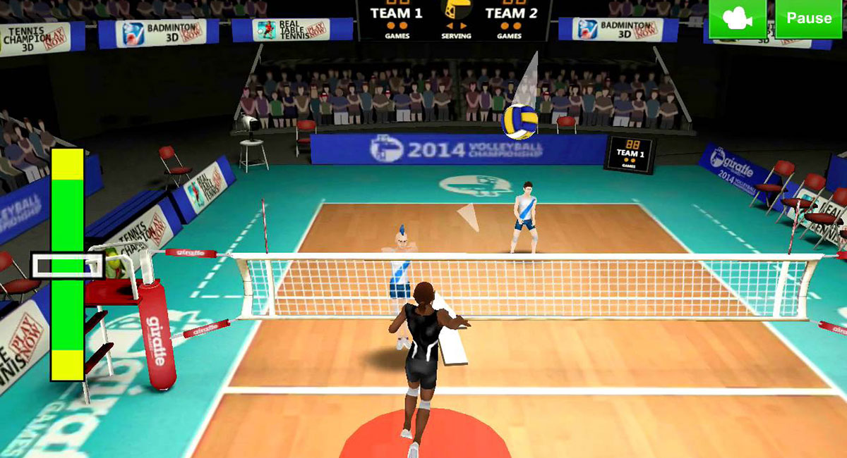best-mobile-volleyball-games