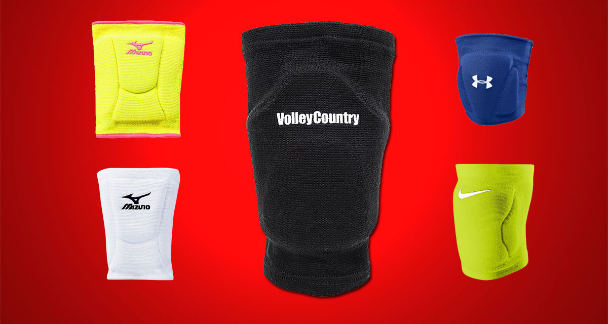Black Volleyball Knee Pads | 4 Reasons Why You Should Get Them